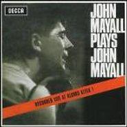 John Mayall, John Mayall Plays John Mayall (CD)