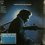 Johnny Cash, Johnny Cash At San Quentin (LP)