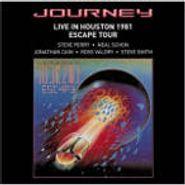 Journey, Live In Houston 1981: Escape Tour (CD)