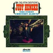 Judy Henske, The Death Defying Judy Henske: The First Concert Album (CD)
