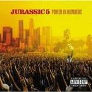 Jurassic 5, Power In Numbers (CD)