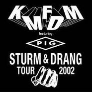KMFDM, Sturm & Drang Tour 2002 (CD)