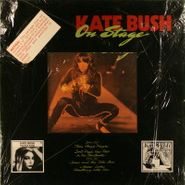 """Kate Bush, On Stage [Canadian] (7"""")"""