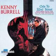 Kenny Burrell, Ode to 52nd Street (CD)