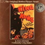 Max Steiner, King Kong [Score] (LP)
