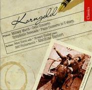 Erich Wolfgang Korngold, Korngold: Piano Concerto in C Sharp (CD)