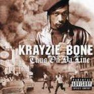 Krayzie Bone, Thug On Da Line (CD)