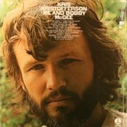 Kris Kristofferson, Me And Bobby McGee (LP)