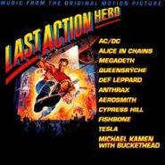Various Artists, Last Action Hero [OST] (CD)