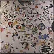 Led Zeppelin, III [180 Gram Quiex Super Vinyl] (LP)