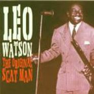 Leo Watson, The Original Scat Man (CD)