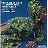 Les Baxter, Colors Of Brazil / African Blue (CD)