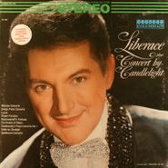 Liberace, Concert By Candlelight (LP)