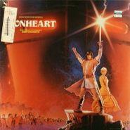 Jerry Goldsmith, Lionheart [OST] (LP)