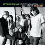 Jefferson Airplane, Live at the Fillmore Auditorium 10/16/66: Early & Late Shows-Grace's Debut (CD)