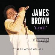 James Brown, Live at the Apollo Vol. II (CD)