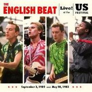 The English Beat, Live At The US Festival '82 & '83 (CD/DVD)