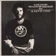 Loudon Wainwright III, A Live One (CD)