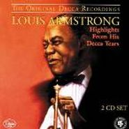 Louis Armstrong, Highlights From His Decca Years (CD)