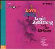Louis Armstrong, I Love Jazz! (CD)