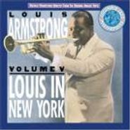 Louis Armstrong, Volume V: Louis In New York (CD)