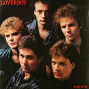 Loverboy, Keep It Up (LP)