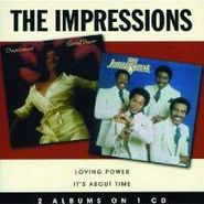 The Impressions, Loving Power / It's About Time (CD)