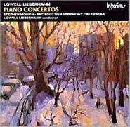 Lowell Liebermann, Liebermann: Piano Concertos (CD)
