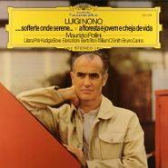 Luigi Nono, Nono:...Sofferte Onde Serene... / A Floresta E Jovem E Cheja De Vida (LP)