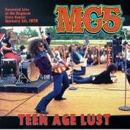 MC5, Teen Age Lust (CD)
