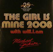 "Michael Jackson, The Girl Is Mine 2008 [EU Pressing] (12"")"
