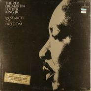 Martin Luther King, Jr., In Search Of Freedom (LP)