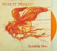 "Modest Mouse, Satellite Skin / Guilty Cocker Spaniels [Orange Vinyl] (7"")"