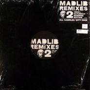 Madlib, Madlib Remixes 2: 1980s Saturday Morning Edition (LP)