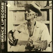 Mance Lipscomb, Texas Sharecropper And Songster (LP)