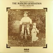 Henry Mancini, (Music From The TV Series) The Mancini Generation (LP)