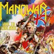 Manowar, Hail To England (CD)