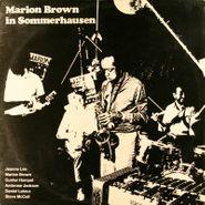 Marion Brown, Marion Brown In Sommerhausen (LP)
