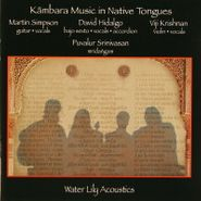 Martin Simpson, Kambara Music In Native Tongues (CD)