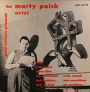 "Marty Paich, Gene Norman Presents Vol. 10: Marty Paich Octet (10"")"