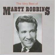Marty Robbins, The Very Best Of Marty Robbins (CD)