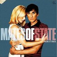 Mates Of State, Bring It Back (CD)