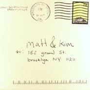 """Matt & Kim, To/From (10"""")"""