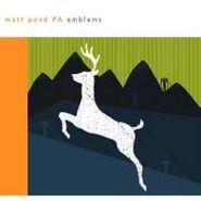 matt pond PA, Emblems (CD)