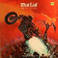 Meat Loaf, Bat Out Of Hell (LP)