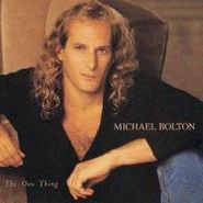 Michael Bolton, The One Thing (CD)