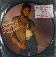 Michael Jackson, Thriller [Picture Disc] (LP)