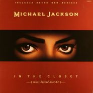"Michael Jackson, In The Closet: Mixes Behind The Door #2 (12"")"