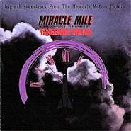 Tangerine Dream, Miracle Mile [OST] (CD)