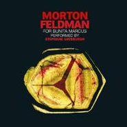 Morton Feldman, For Bunita Marcus [Import] (CD)